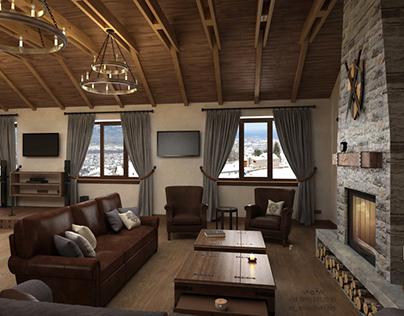 Дом для отдыха в пгт Ворзель