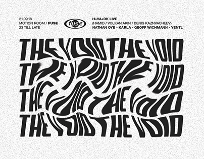 THE VOID / FUSE BRUSSELS