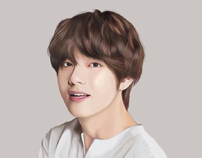 Portrait : Taehyung, BTS