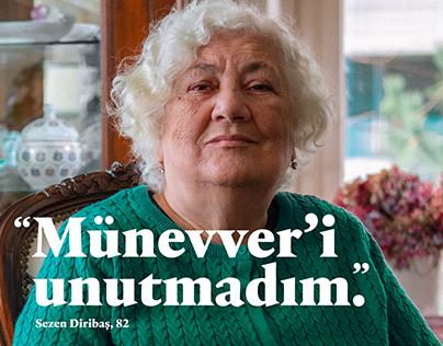 Alzheimer Association // International Women's Day