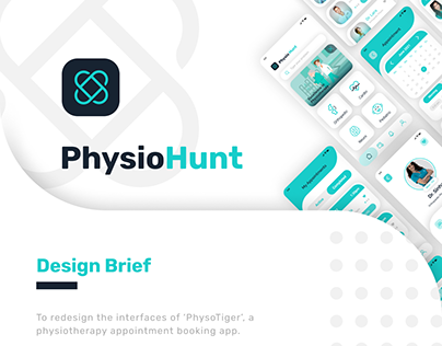 UX Case Study | Physiotherapy App Redesign