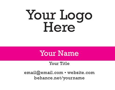 Adobe Livestream Business card Challenge