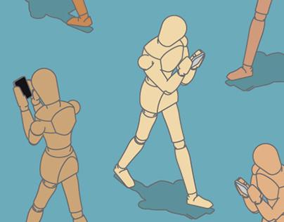 Illustration Smartphones