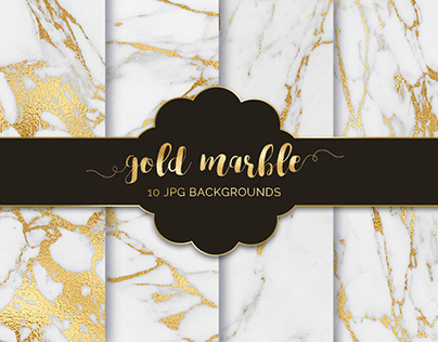 Gold Marble Backgrounds