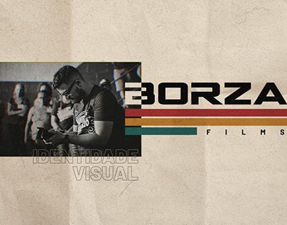 Arthur Borza Films - Identidade Visual