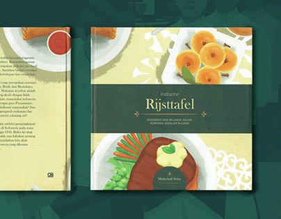 Indische Rijsttafel - Coffee Table Book