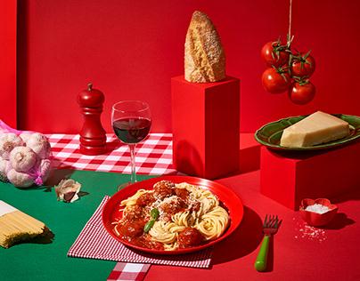 13 ways to shoot Pasta