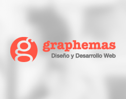 Web Redesign. Graphemas