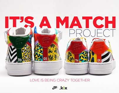 It's a match project
