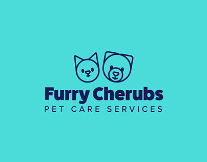 Furry Cherubs - Logo Design