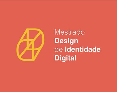 Mestrado - Design de Identidade Digital