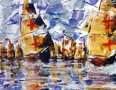 Acrylic Series