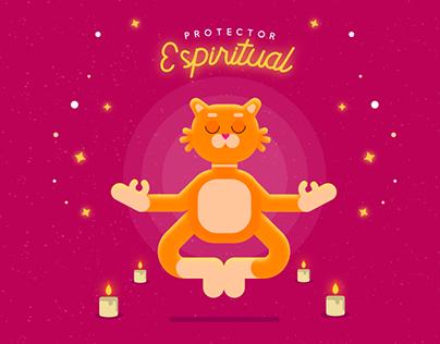 Día del Gato - Protector Espiritual ♥