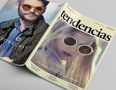 Federópticos Tendencias Magazine