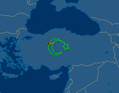 Turkish Airlines - World's Biggest Flag