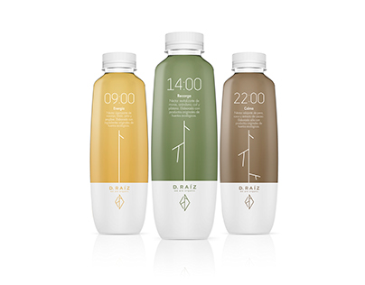D.RAÍZ juices - we are organic
