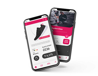 Curves Sports App