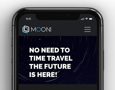 Moonmedia Web design