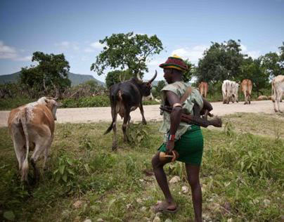 The Omo Valley´s Fight