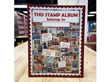 Children Stamp & Illustration Album Design