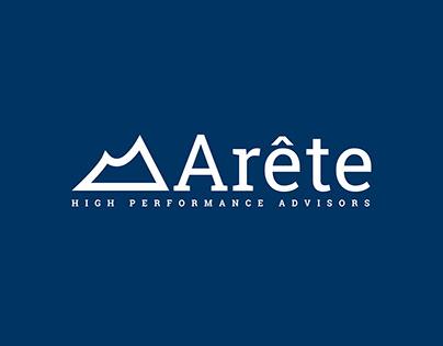 Arete HPA | Company Branding & Graphic Design