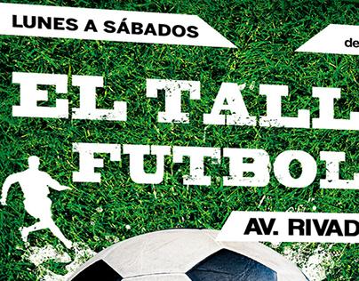 El Taller - Futbol 5