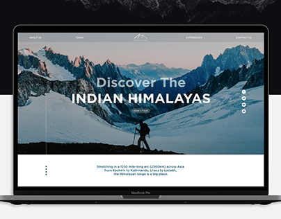 Travel Website : A Guide To The Indian Himalayas