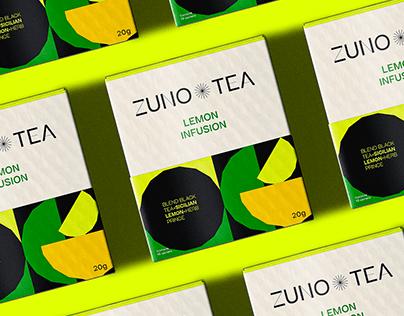 Zuno Tea | Packaging