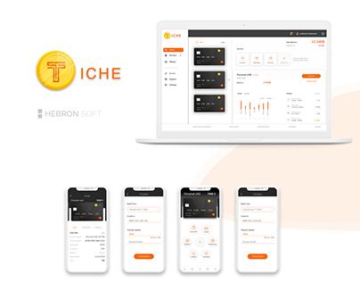Tiche - Online Transfer System