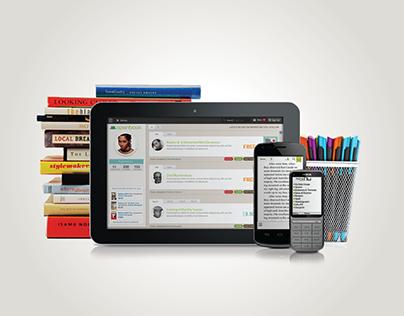 Openbook Website Concept
