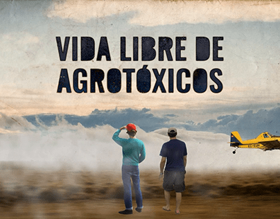 Vida libre de agrotóxicos (Animación)