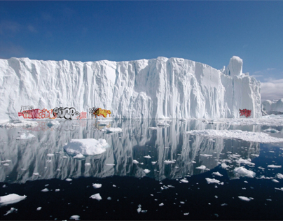 Graffiti Iceberg