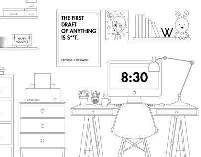 Wonderful • Jooey Ideal Workspace