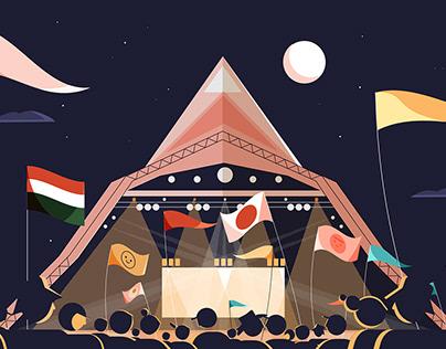 Culture Trip's Ultimate Guide to Glastonbury Festival