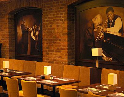 PALACE café & restaurant / interior design 2007