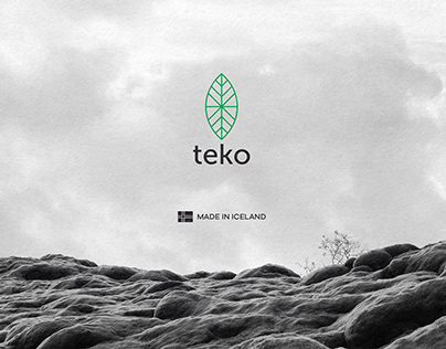 teko tea branding and packaging