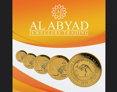 Roll Up Banner - Al Abyad Jewellers