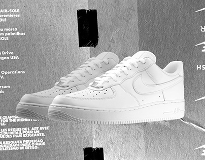 NIKE - Air Force 1 (Uptown)