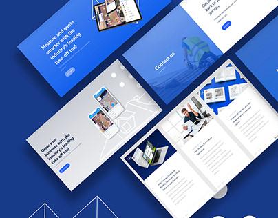 Roofgraf web design