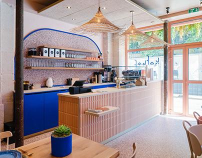 Fairly / Kafkaf coffee shop