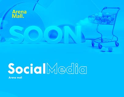 Social Media - Mall Arena