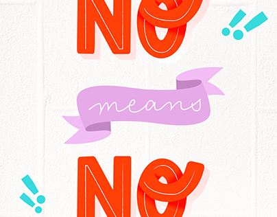 "The arduous art-form of saying ""No"""