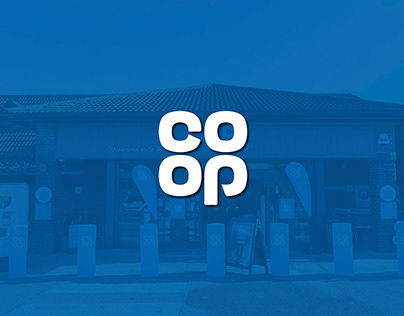 CO-OP - Store Opening / Membership Collateral