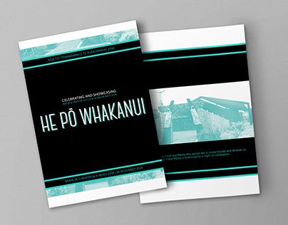 He Pō Whakanui Programme