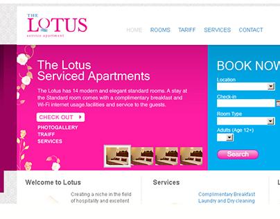 WebDesign The-Lotus