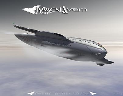 "HSP ""Magnavem"" a 4th state of matter plane"
