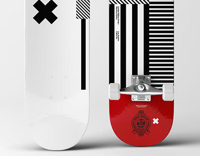 Futur Pop Art Daily Design Challenge Skate Decks