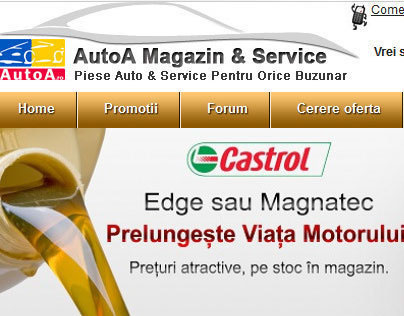 AutoA Magazin & Service