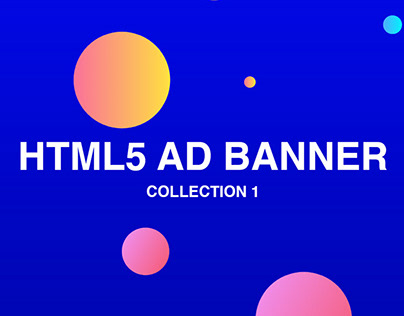 HTML5 AD BANNER COLLECTION 1
