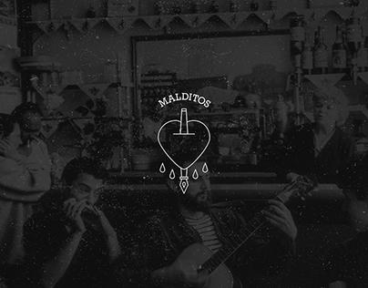 Malditos - Brand design